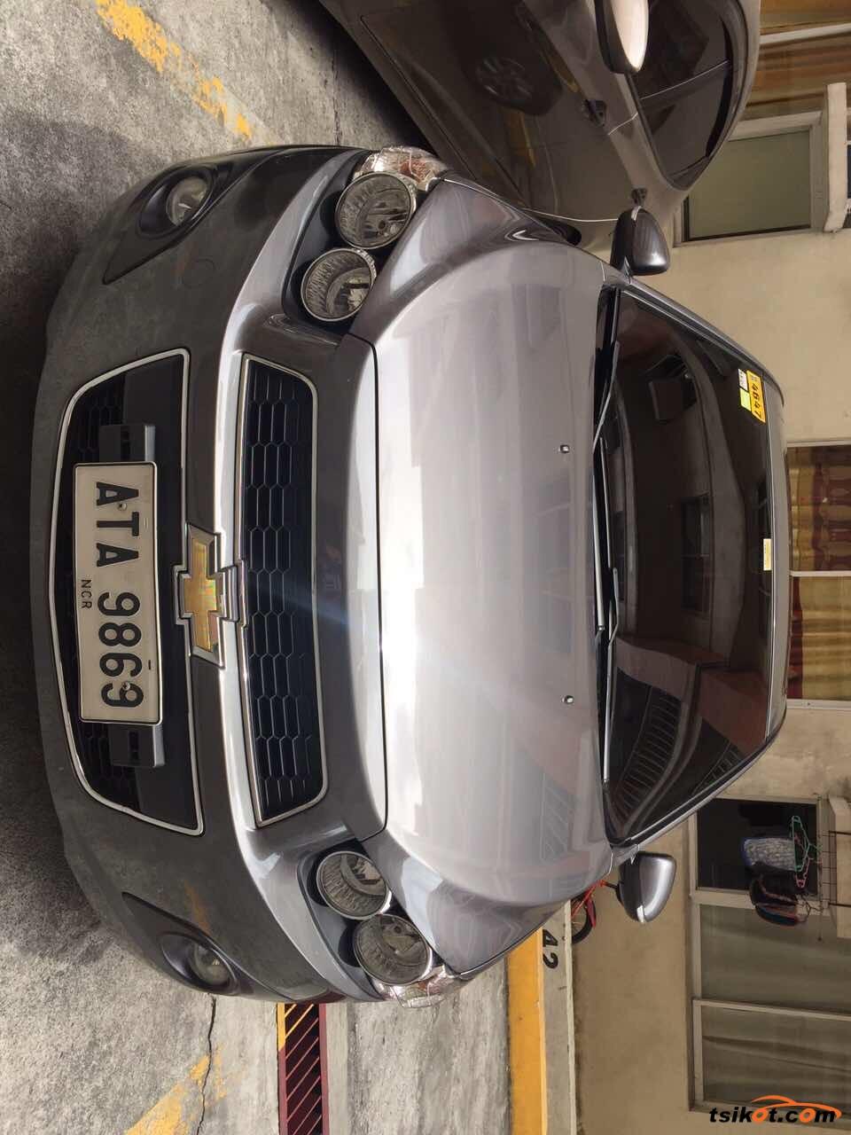 Chevrolet Sonic 2014 - 1