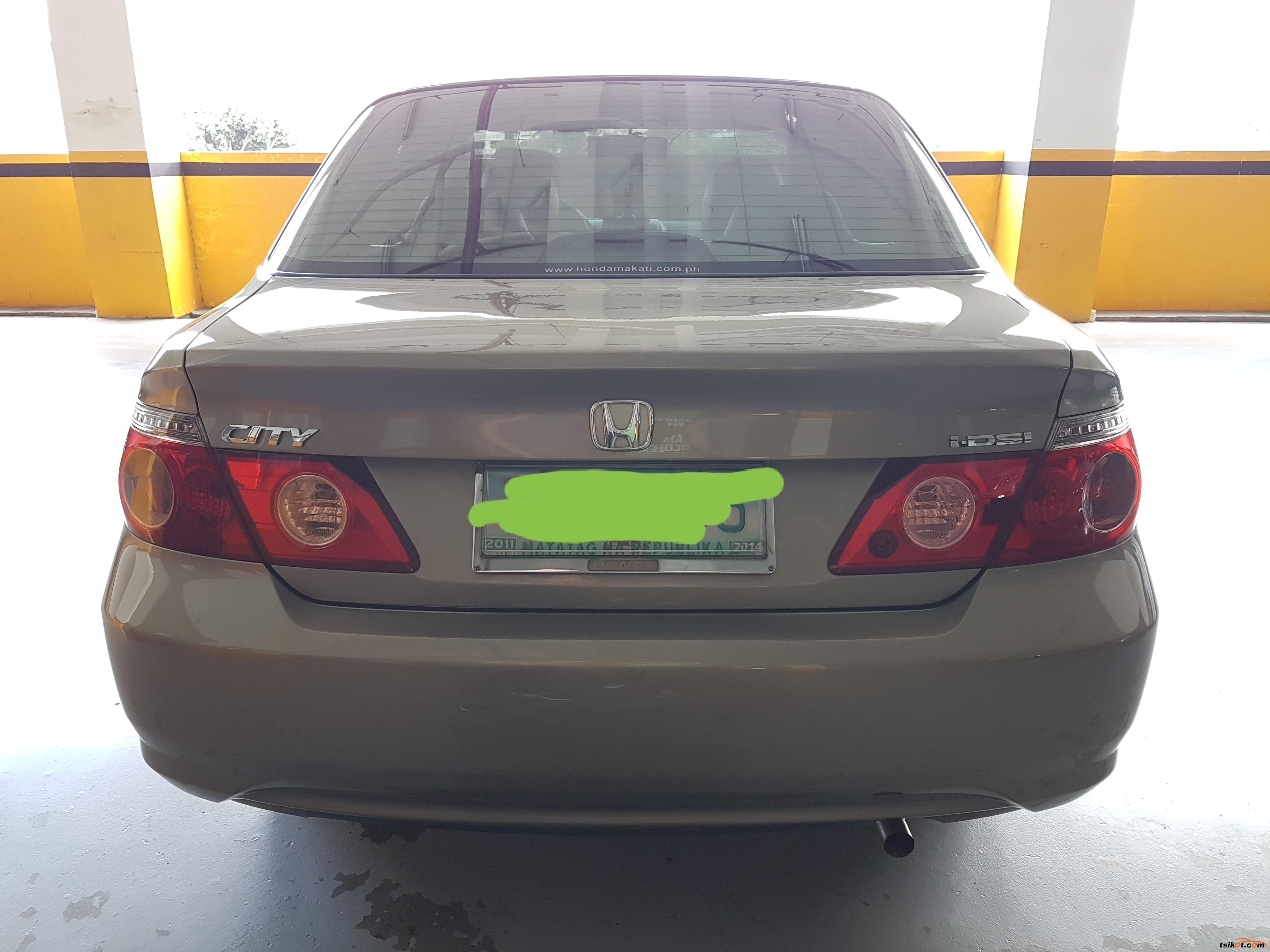 Honda City 2006 - 5