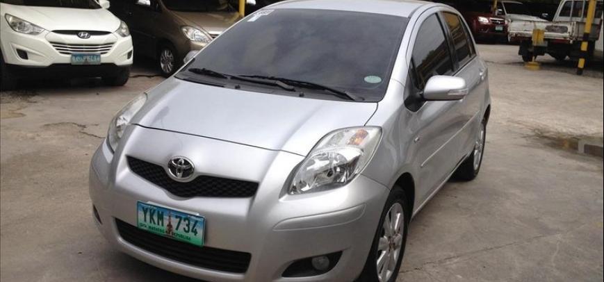 Toyota Yaris 2012 - 7