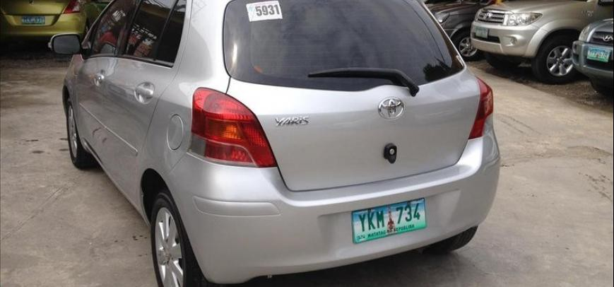 Toyota Yaris 2012 - 9