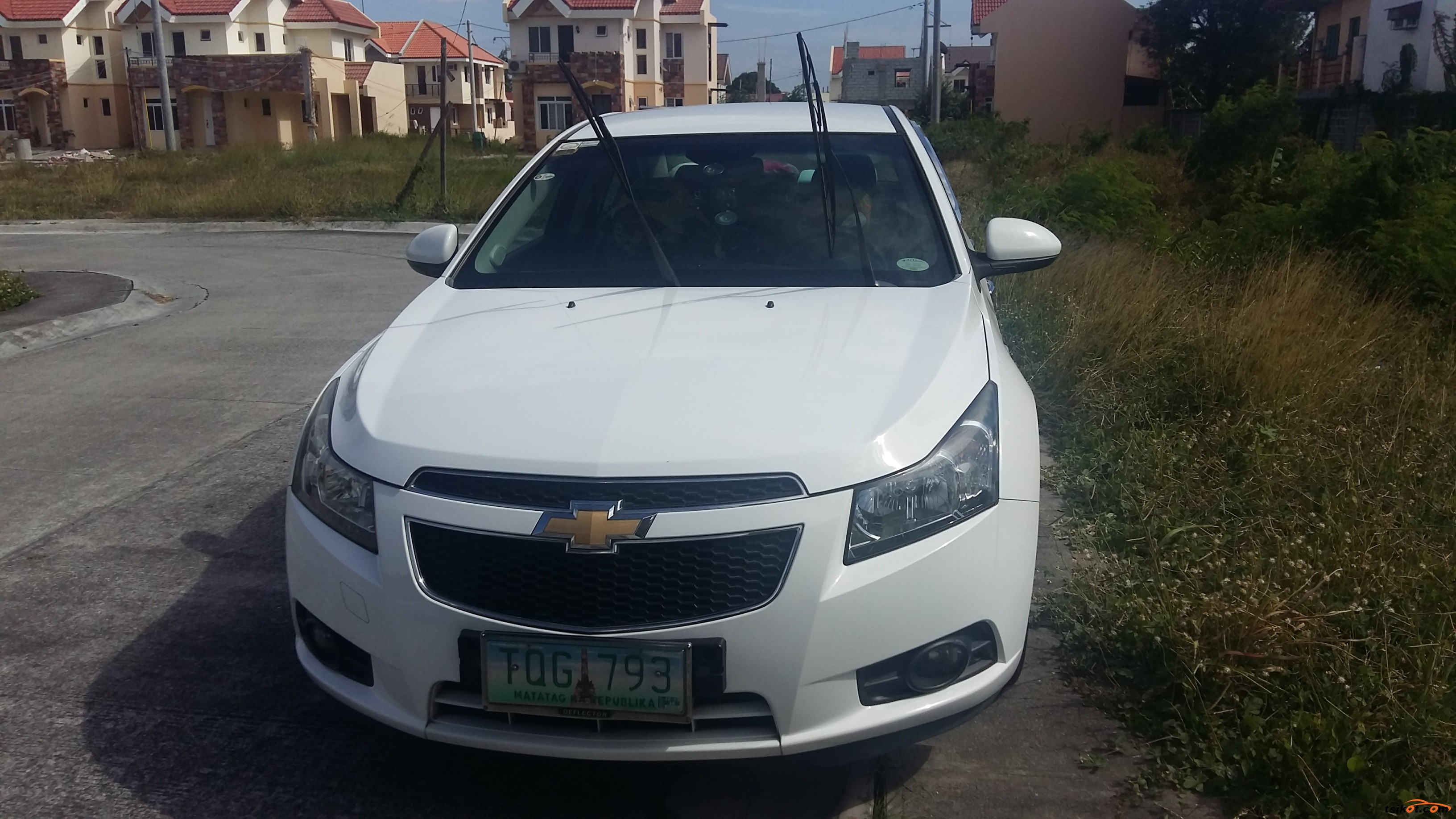 chevrolet cruze 2012 car for sale calabarzon. Black Bedroom Furniture Sets. Home Design Ideas