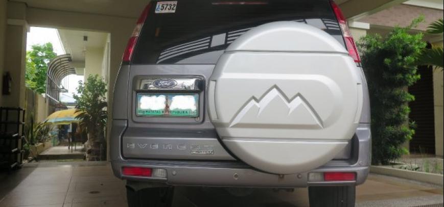 Ford Everest 2010 - 10