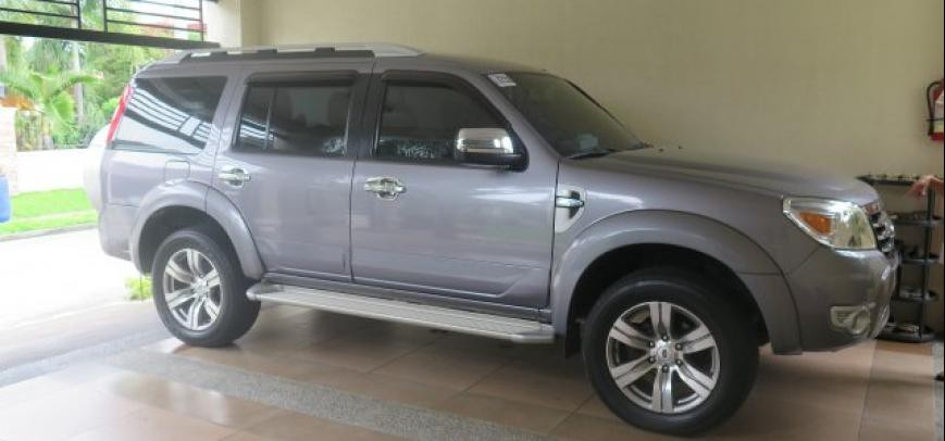 Ford Everest 2010 - 11