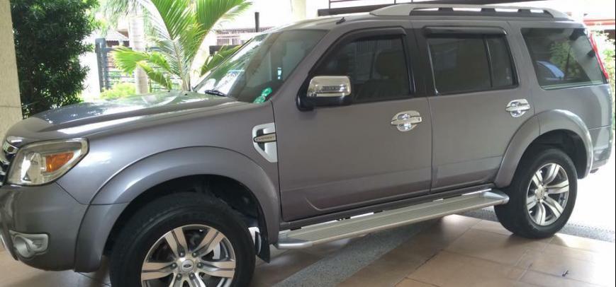 Ford Everest 2010 - 9