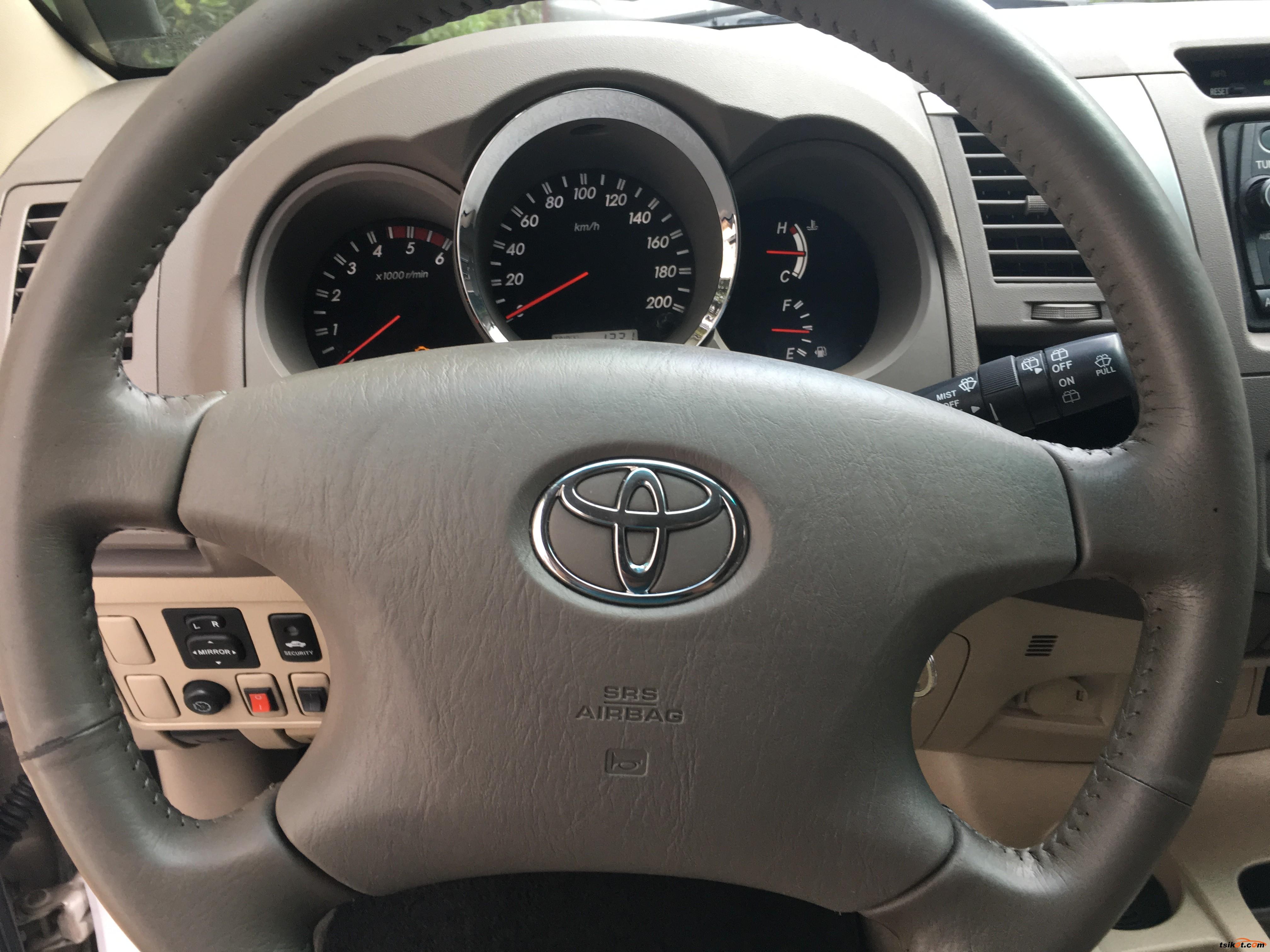 Toyota Fortuner 2005 Car For Sale Metro Manila Philippines