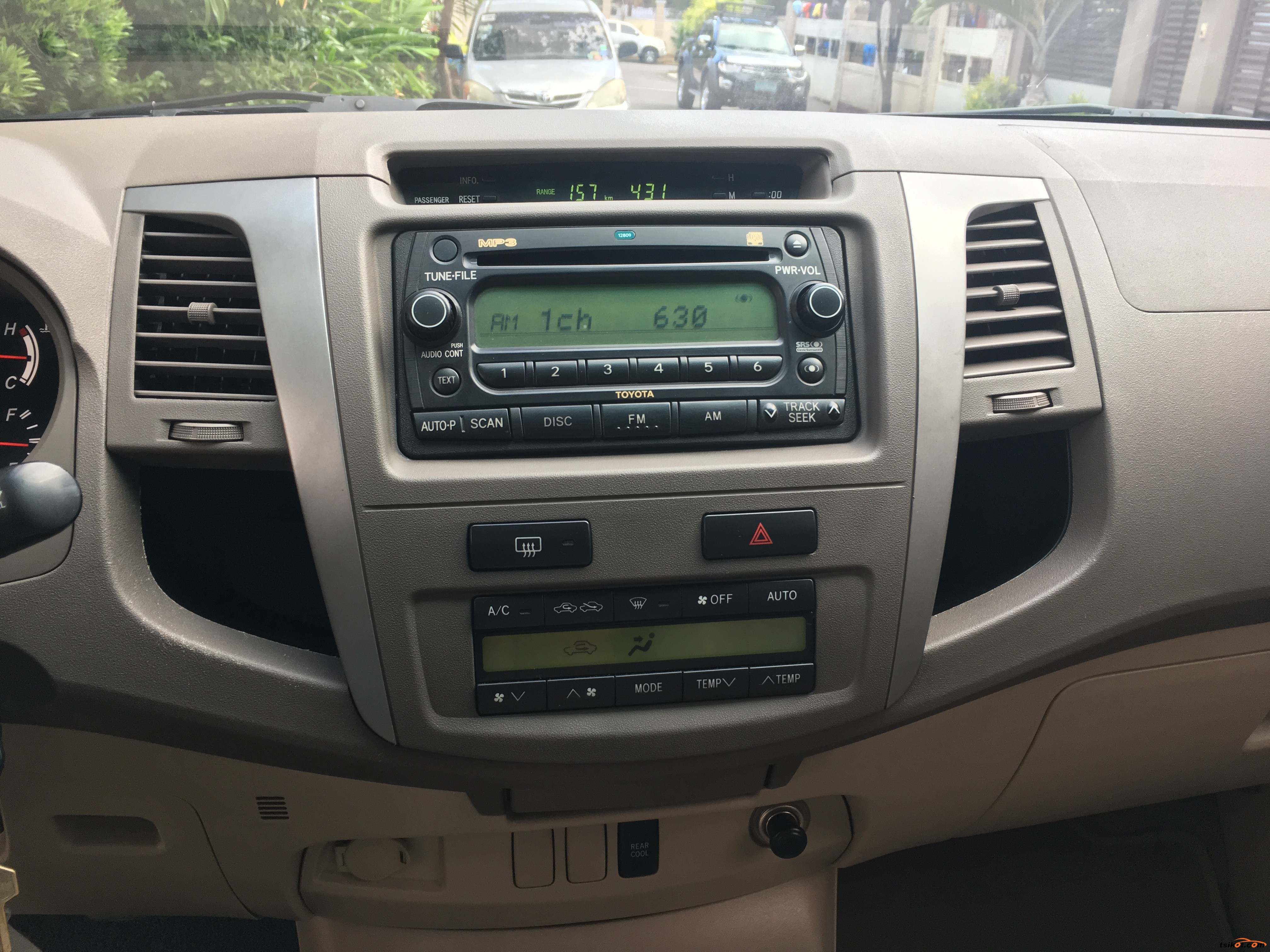 Cars Toyota Fortuner