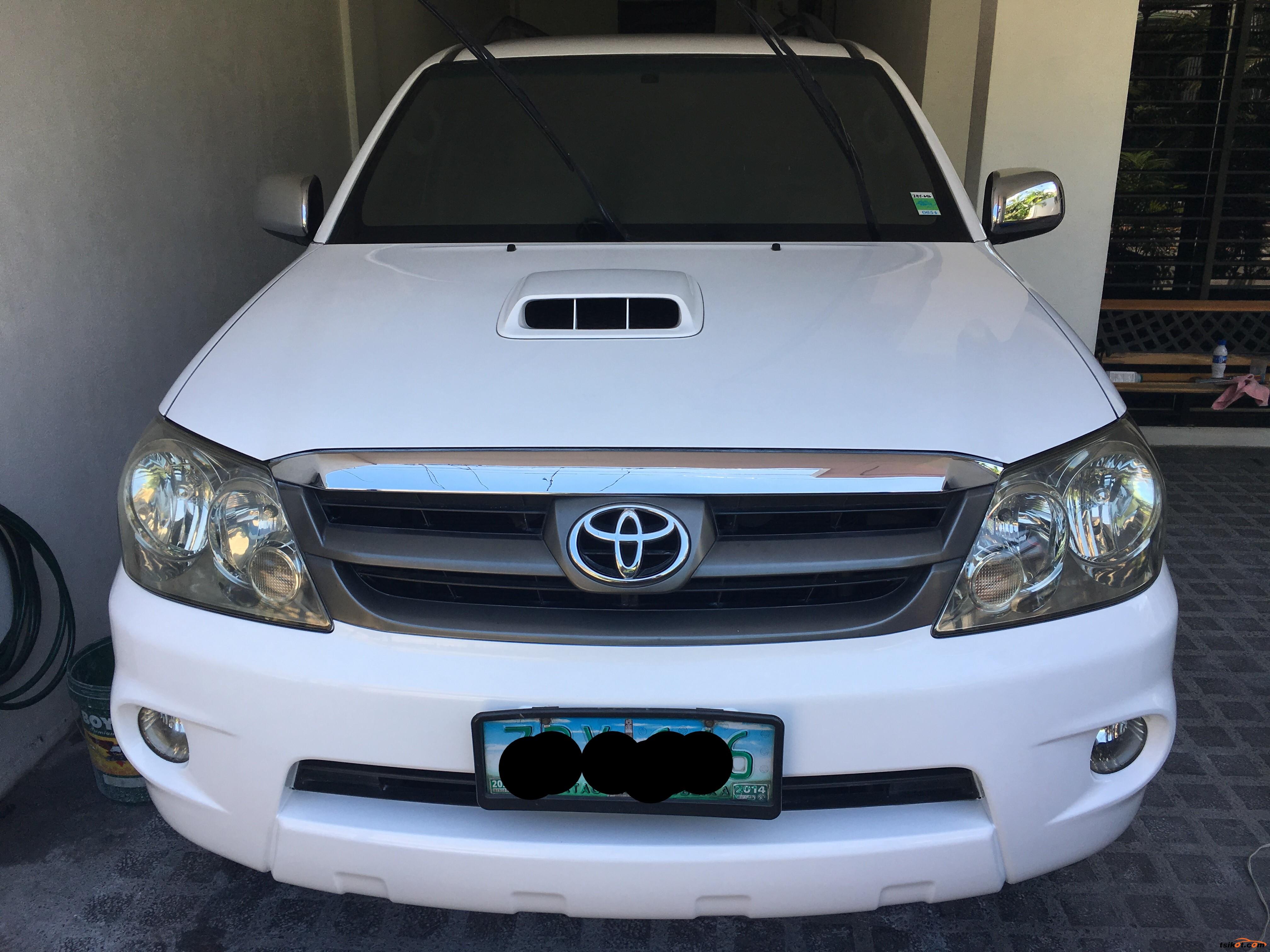Toyota Fortuner 2005 - 9
