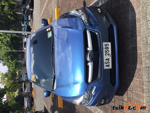Subaru Impreza 2015 - 5