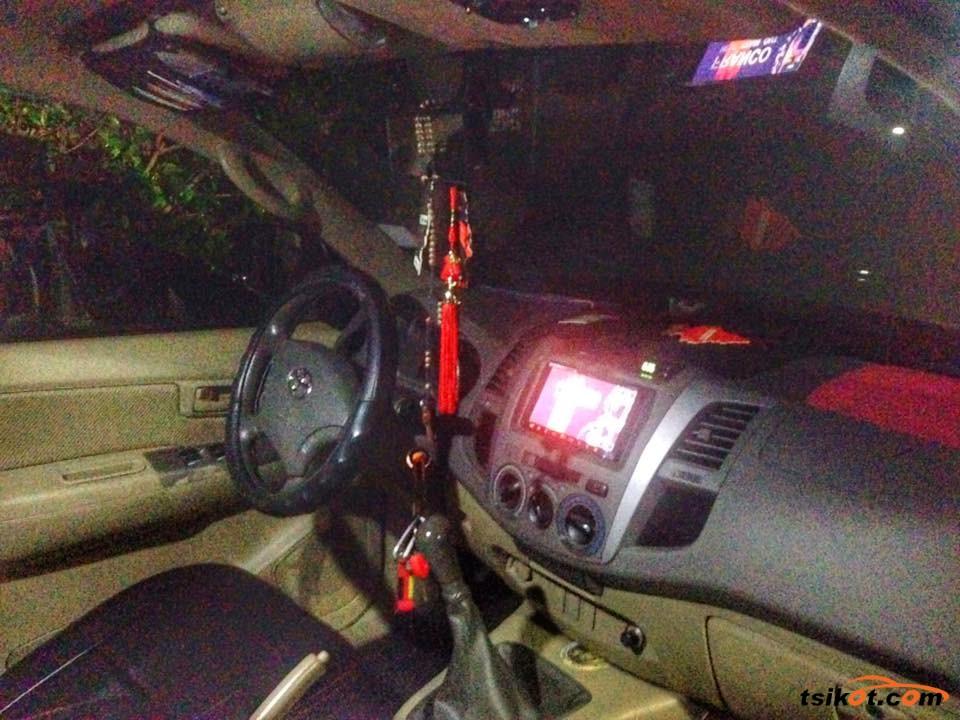 Toyota Hilux 2009 - 5