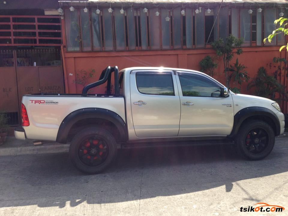 Toyota Hilux 2009 - 7