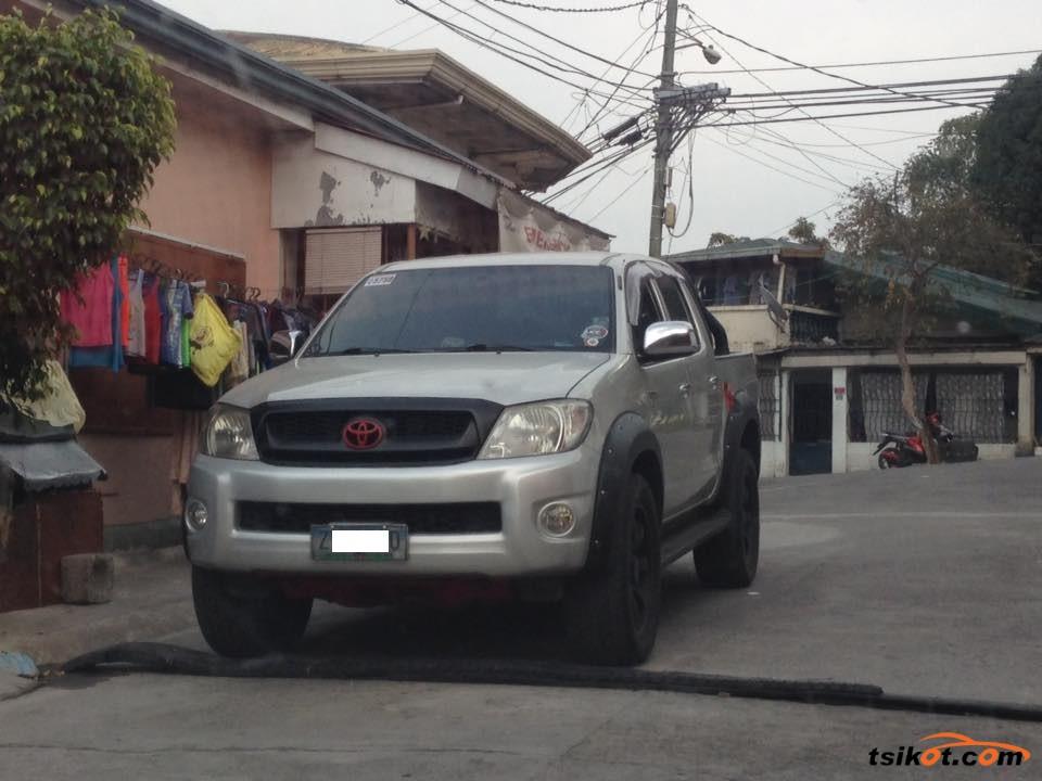 Toyota Hilux 2009 - 8