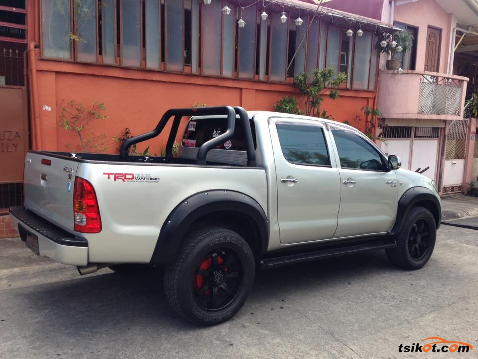 Toyota Hilux 2009 - 9