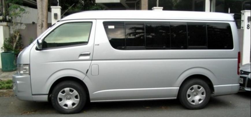 Toyota Hi-Ace 2007 - 1
