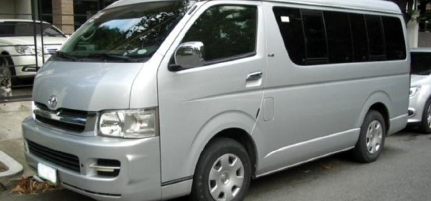 Toyota Hi-Ace 2007 - 9