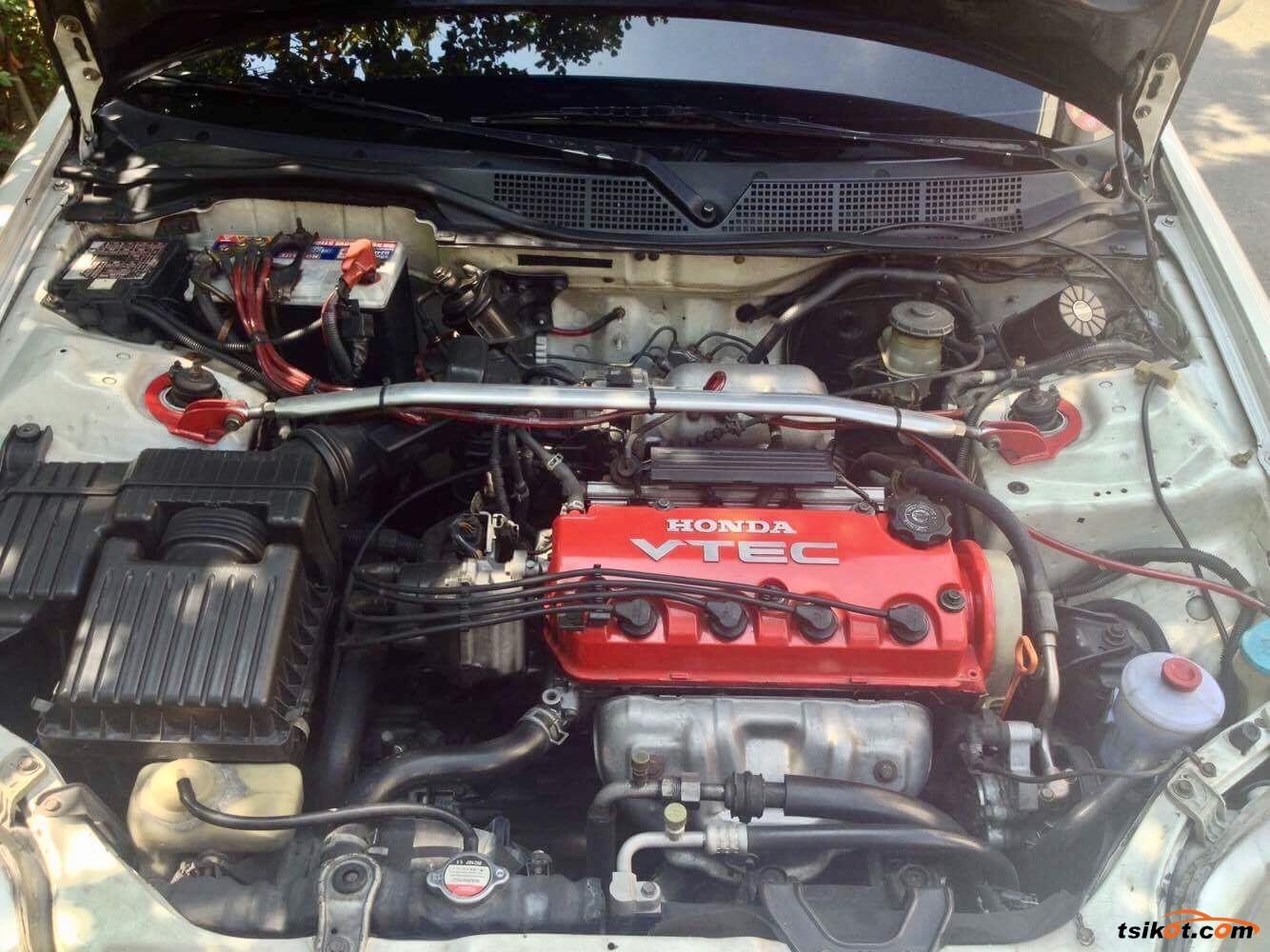 Honda Civic 1996 - 2