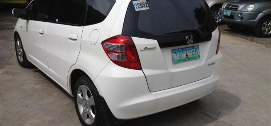 Honda Jazz 2009 - 8