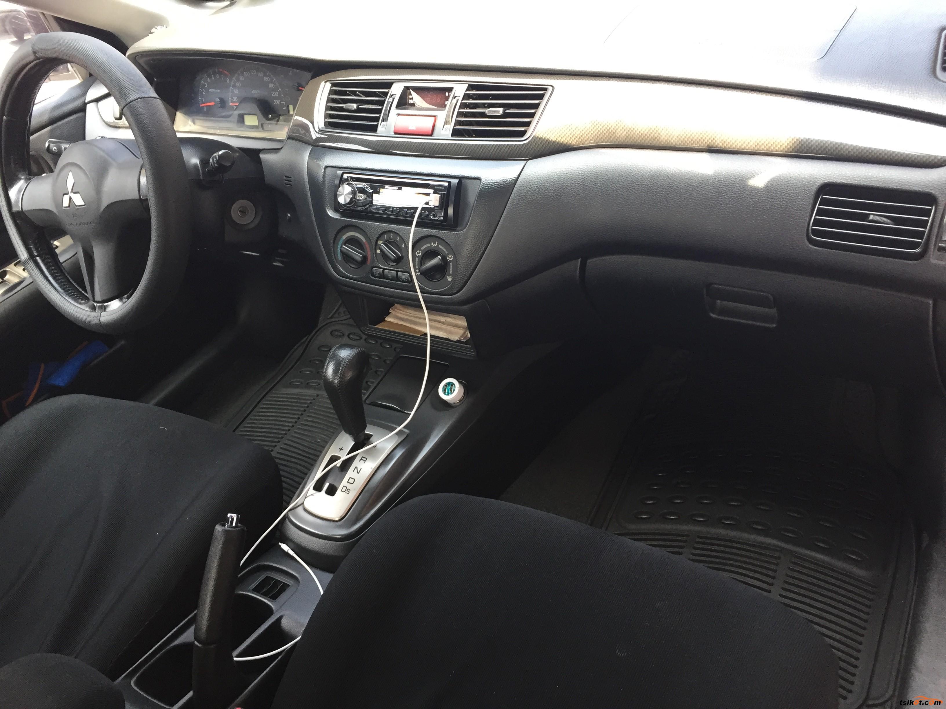 Mitsubishi Lancer 2012 - 1