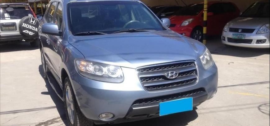 Hyundai Santa Fe 2006 - 1