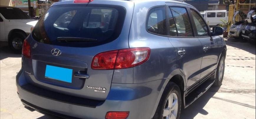 Hyundai Santa Fe 2006 - 12