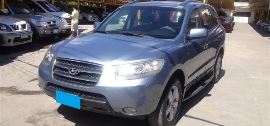 Hyundai Santa Fe 2006 - 9