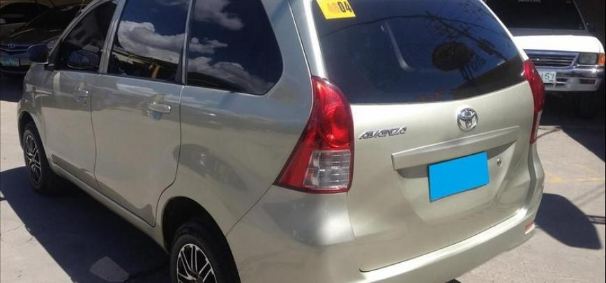 Toyota Avanza 2013 - 10