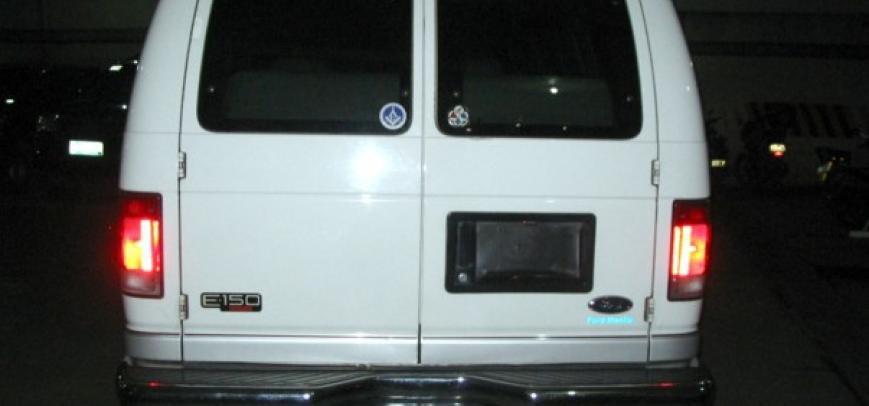 Ford Clubwagon 2000 - 5