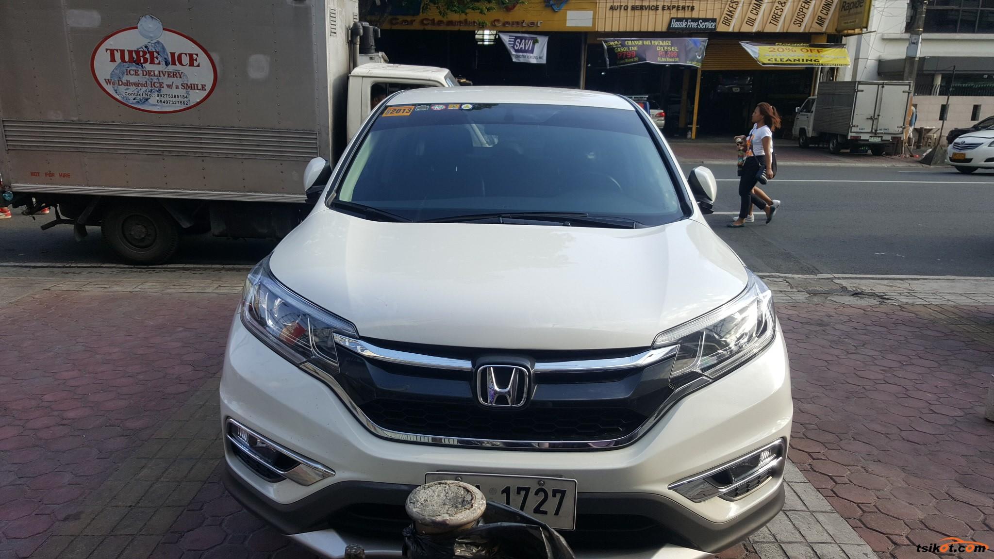 Honda Cr-V 2015 - 3