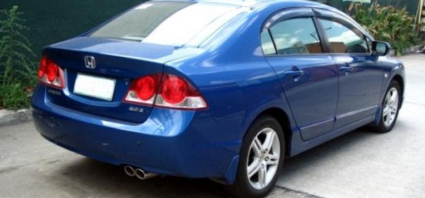 Honda Civic 2006 - 12