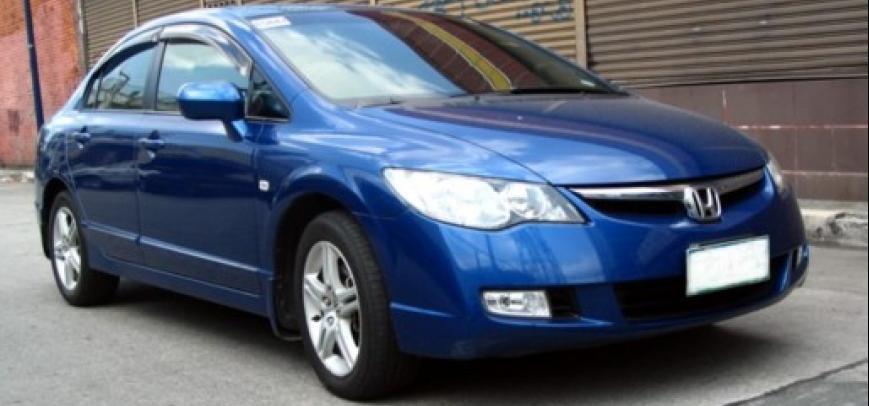 Honda Civic 2006 - 21