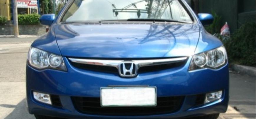 Honda Civic 2006 - 24