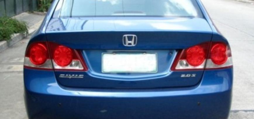 Honda Civic 2006 - 36