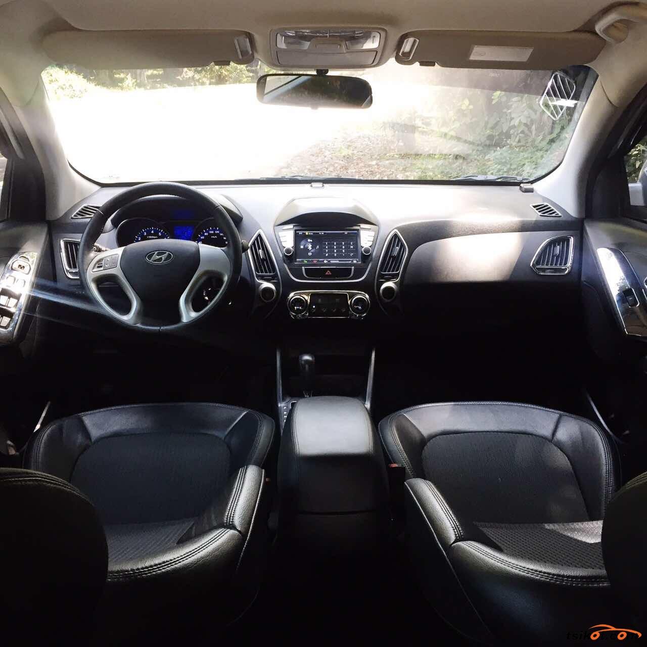 Hyundai Tucson 2013 - 4