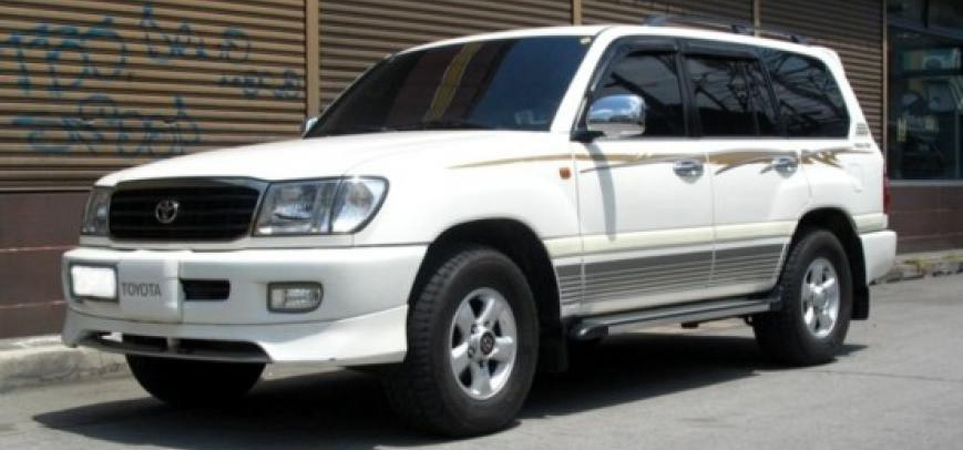 Toyota Land Cruiser 2003 - 5