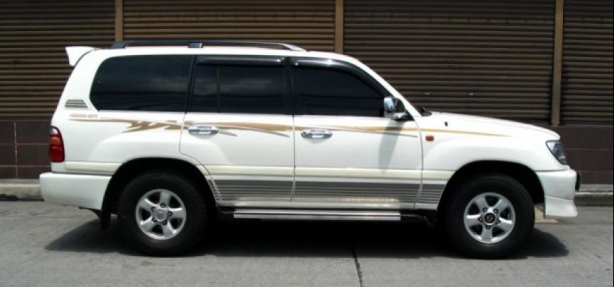 Toyota Land Cruiser 2003 - 11
