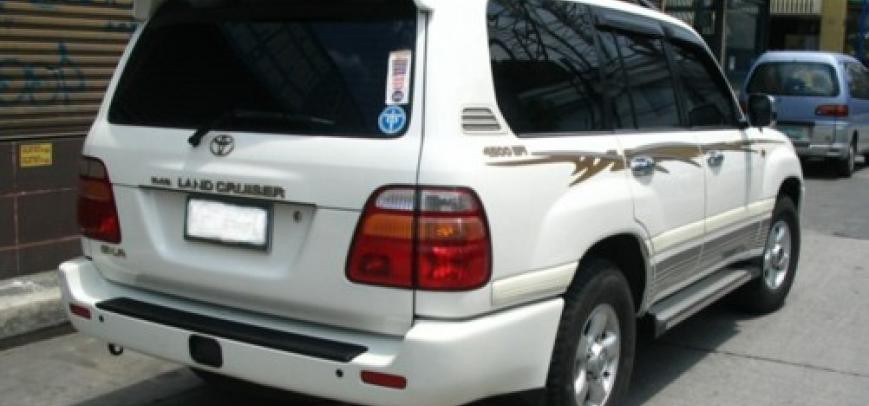 Toyota Land Cruiser 2003 - 12