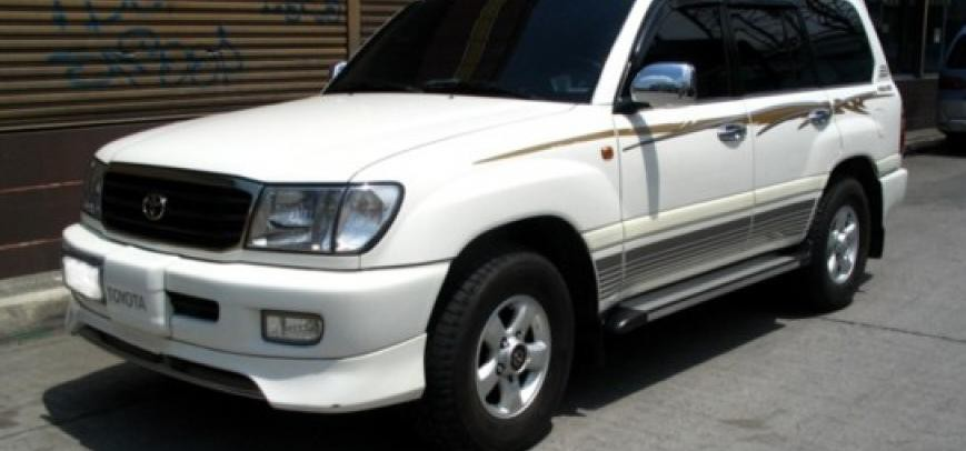 Toyota Land Cruiser 2003 - 14