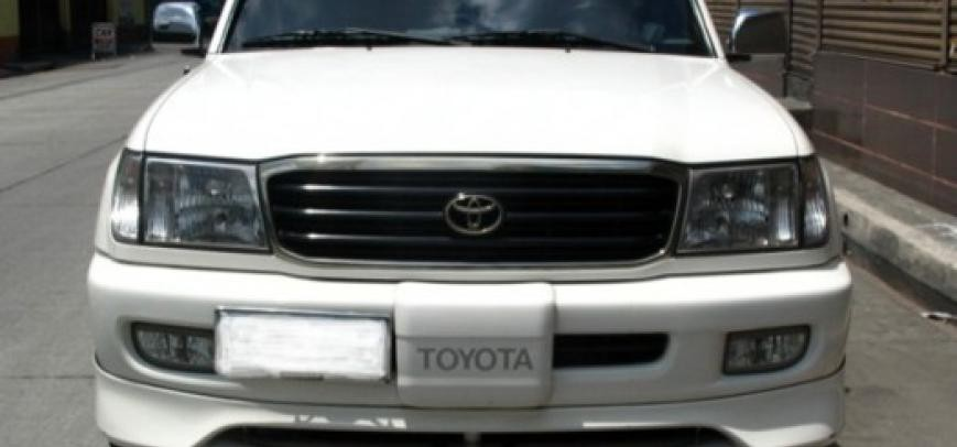 Toyota Land Cruiser 2003 - 17