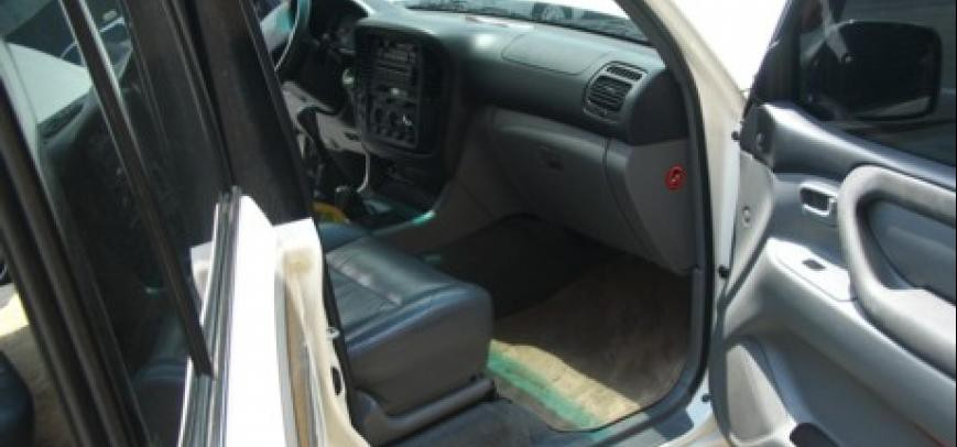 Toyota Land Cruiser 2003 - 20