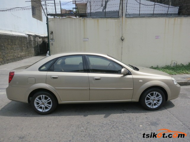 Chevrolet Optra 2005 - 1