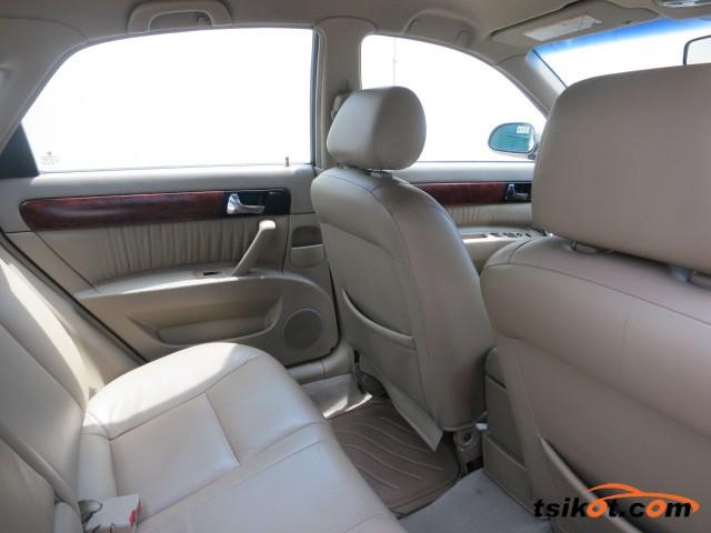 Chevrolet Optra 2005 - 5