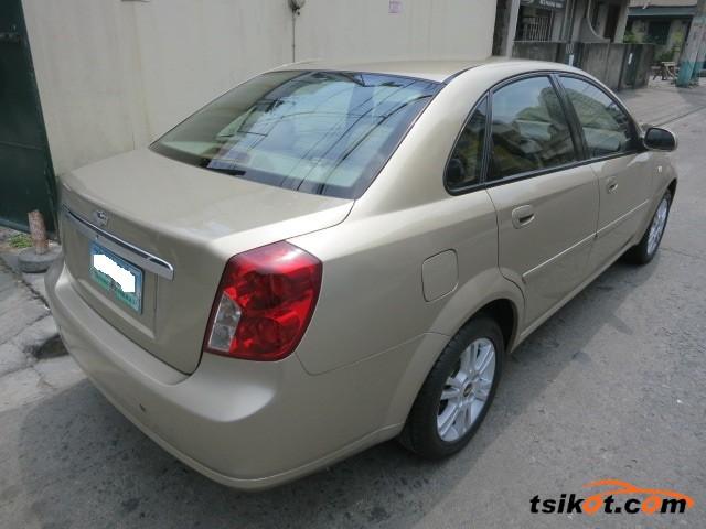 Chevrolet Optra 2005 - 6