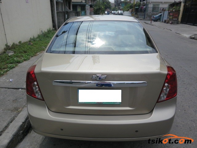 Chevrolet Optra 2005 - 7