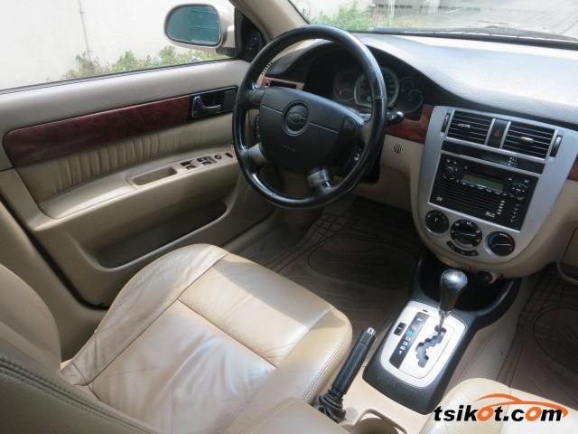 Chevrolet Optra 2005 - 9