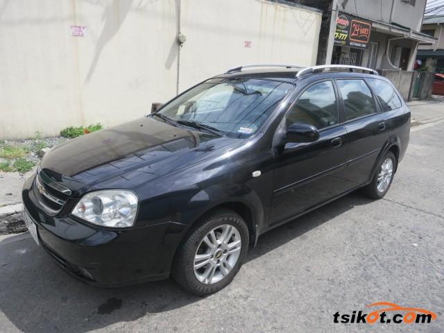Chevrolet Optra 2007 - 2