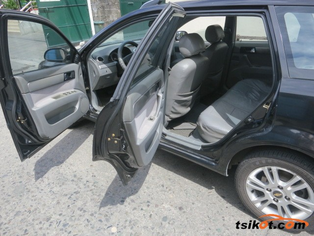 Chevrolet Optra 2007 - 3