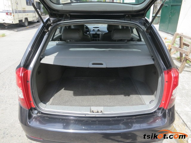 Chevrolet Optra 2007 - 4