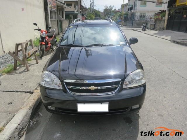 Chevrolet Optra 2007 - 5