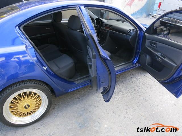 Mazda 3 2006 - 4