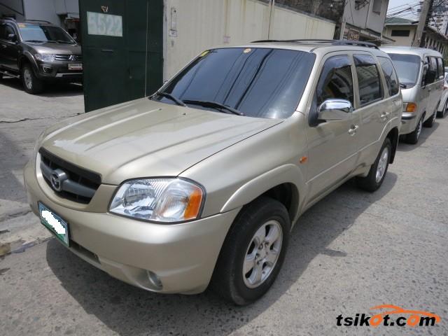 Mazda Tribute 2006 - 1