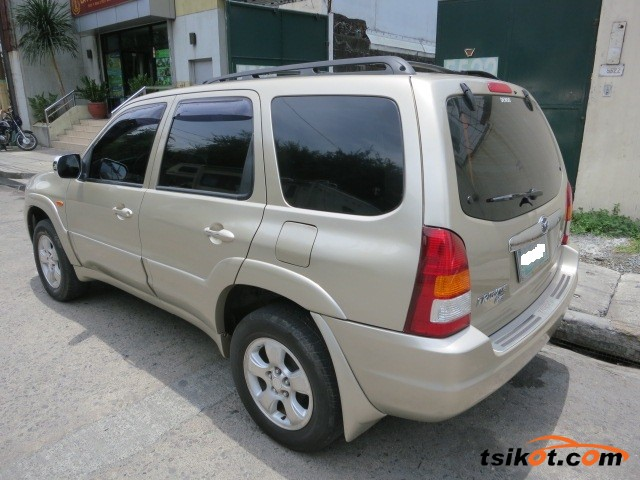 Mazda Tribute 2006 - 3